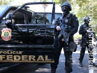 PF deflagra operação contra tráfico de cocaína e lavagem de dinheiro em MS MT e SP