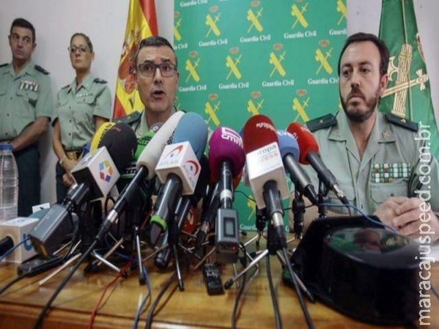 Espanha pressiona Brasil por prisão de acusado de esquartejar família