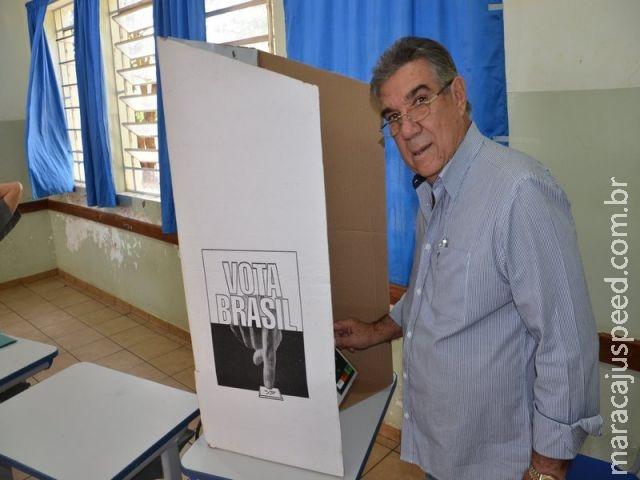 Prefeito Maurílio se reelege em Maracaju com mais de 67% dos votos