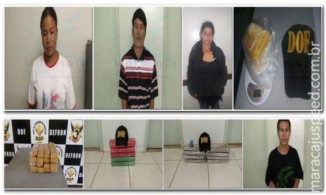 """DOF intensifica combate ao tráfico """"formiguinha"""" no feriado de natal"""
