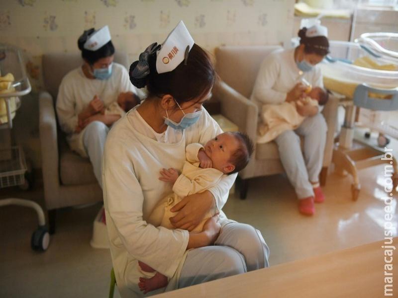 China registra explosão da natalidade após fim da política do filho único