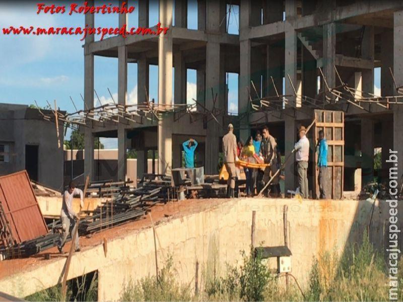 Maracaju: Jovem trabalhador de apenas 22 anos morre após cair de prédio em construção