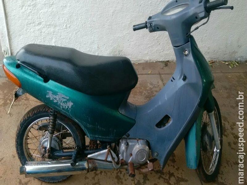 Polícia Militar recupera motocicleta furtada no Conjunto BNH