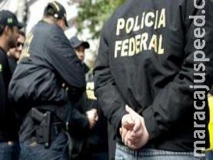Operação da PF combate crimes cibernéticos em cinco estados
