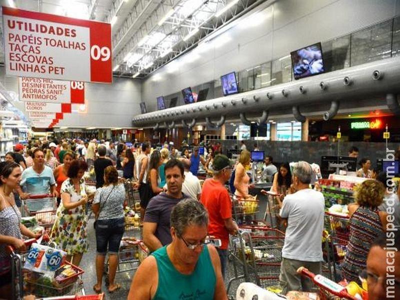 Alta dos alimentos causa impacto na inflação