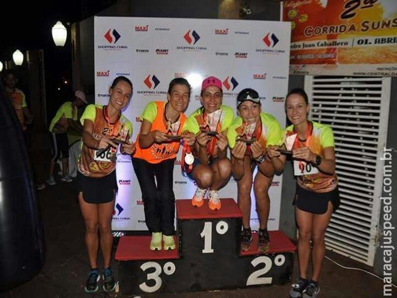 Atleta de Maracaju conhecida pelas conquistas no estado em provas de 5 e 10 KM, conquista título Internacional