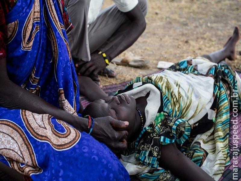 Com 100 mil passando fome, Sudão do Sul gasta metade do orçamento em armas