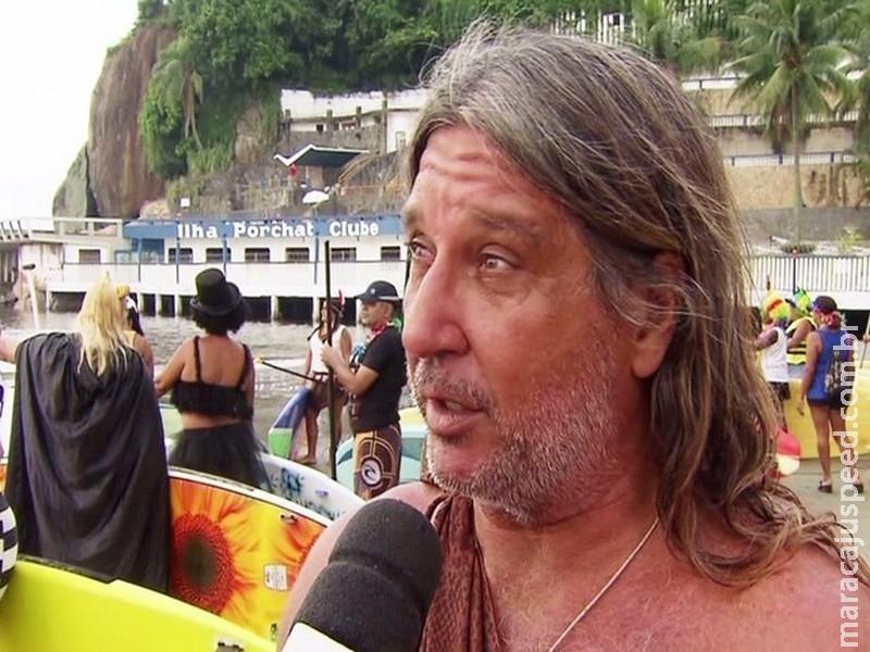 Surfista é morto pela própria mulher após agredi-la