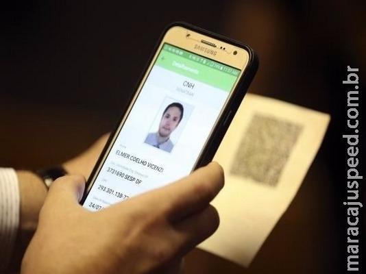 Carteiras de motorista terão novo código de segurança