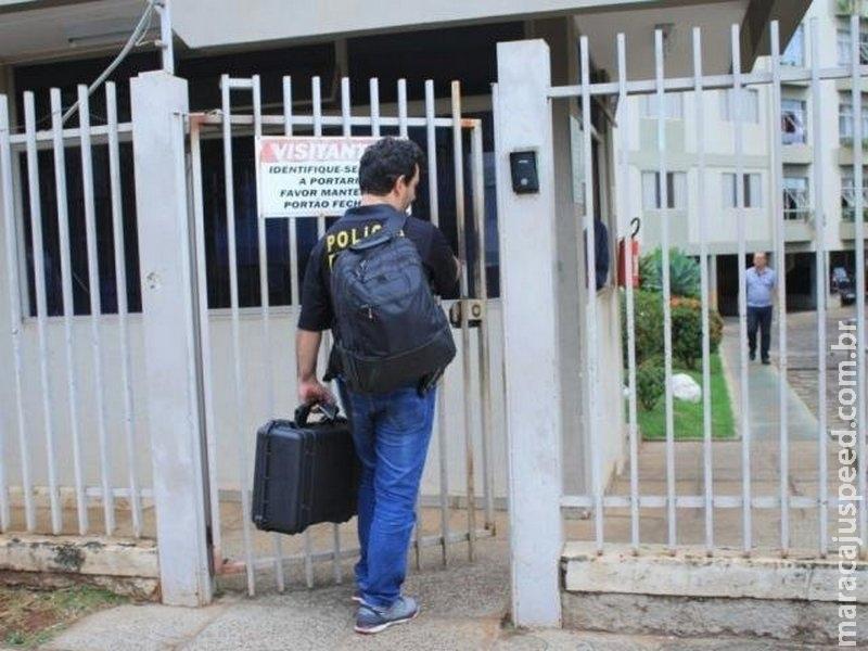 PF prende três e apreende 1 mil materiais em operação contra pedofilia
