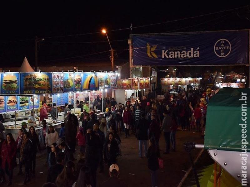 Maracaju: Cerca de 25 mil pessoas prestigiaram a 49ª Expomara durante os seis dias de festa