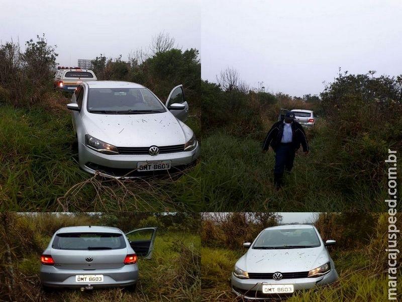 Maracaju: PRE BOP Vista Alegre recupera com queixa de roubo/furto em Goiás e prende condutor em flagrante por receptação