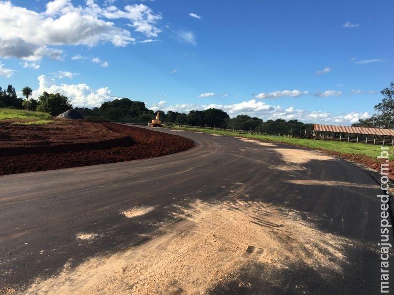 Maracaju: Recebe verba de convênio para realizar recapeamento de ruas da região Central e do Bairro Paraguai