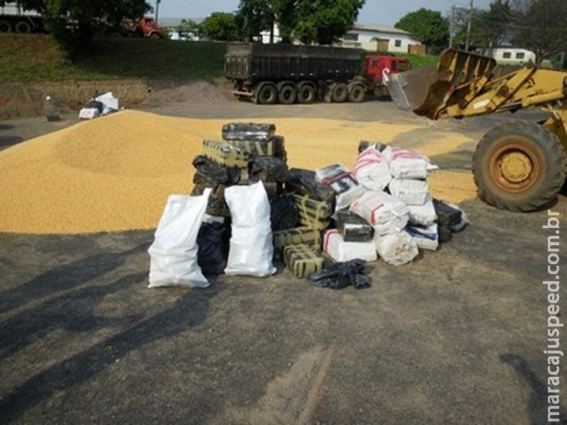 Polícia deflagra operação contra tráfico de armas e drogas e prende quadrilha