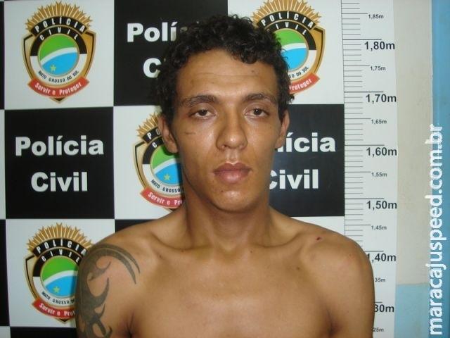 Maracaju: Identificado corpo encontrado boiando em Rio Brilhante. A vítima foi assassinada com no mínimo oito golpes de faca no tórax