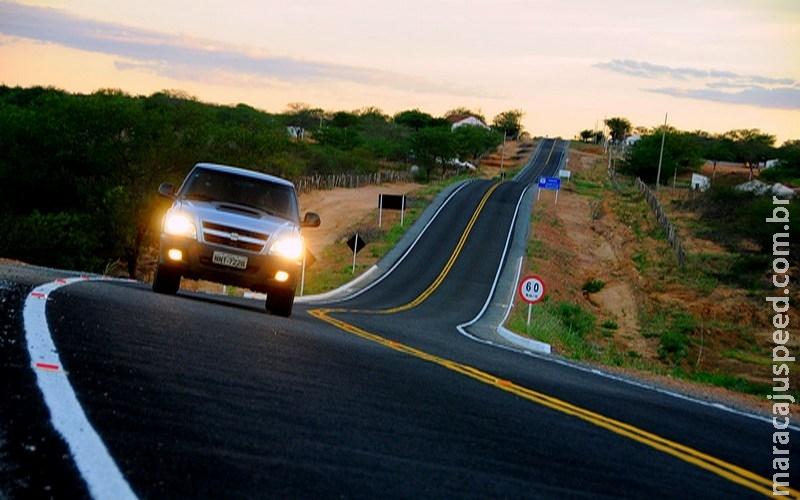 Estudo indica que 57,3% das estradas são inadequadas ao tráfego