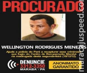 Homem preso em flagrante pela Polícia Civil de Maracaju era procurado no Pará