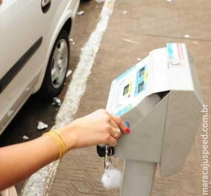 Notificação por estacionamento no centro termina em troca de socos