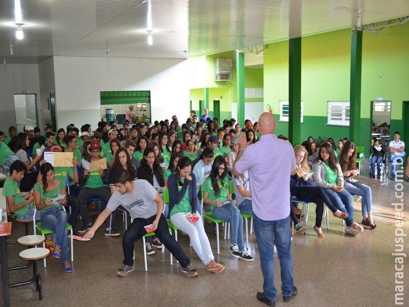 Roda de Conversa entre profissionais de saúde em Maracaju apontam para trabalho preventivo a adolescentes sobre sexo