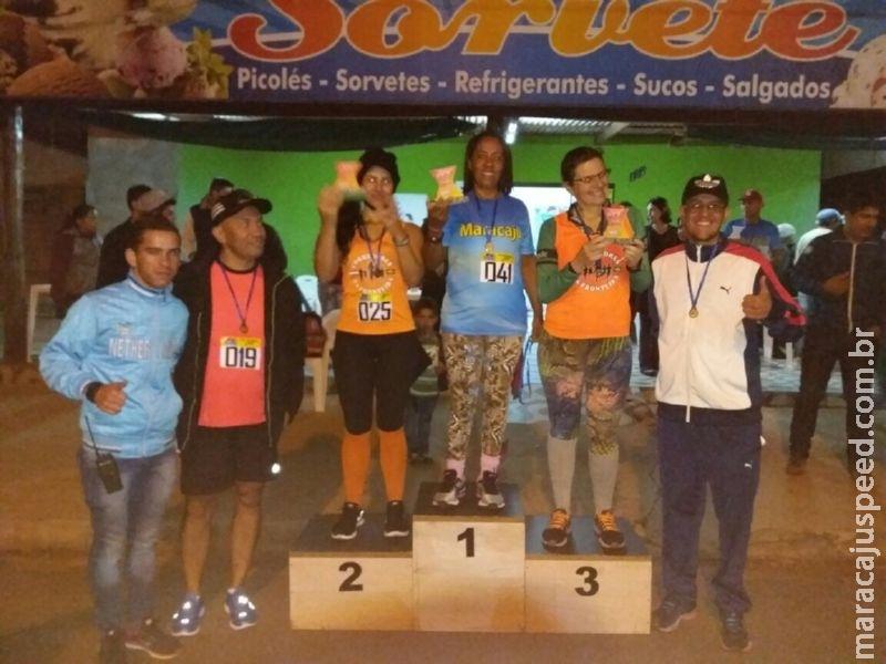 Atletas de Maracaju se destacam em evento esportivo em Ponta Porã