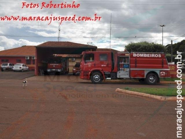 Maracaju: Corpo estava sendo colocado em porta-malas de veículo quando Bombeiros interceptam ação