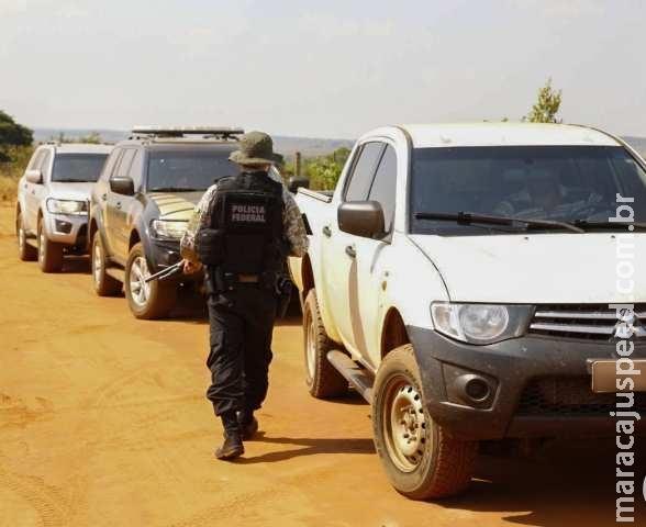 Rumores de conflitos entre índios e fazendeiros mobilizam PF e Funai