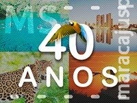 Almir Sater lança música em festa de homenagem aos 40 anos de MS