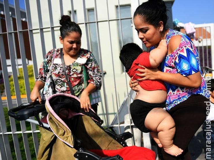 Bebê de 28 kg com dez meses de idade intriga médicos no México