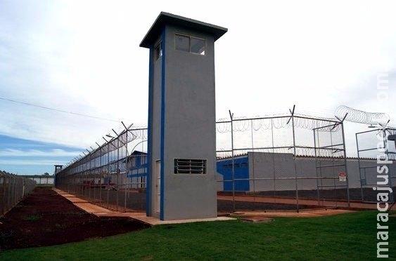 Cinco internos fogem do setor de isolamento do presídio semiaberto de Dourados