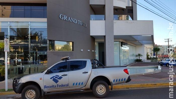 Confira: PF cumpre 4 mandados de prisão e 24 buscas em Campo Grande
