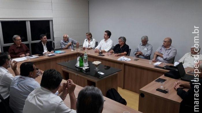 Esacheu é reeleito presidente da Santa Casa em disputa judicializada