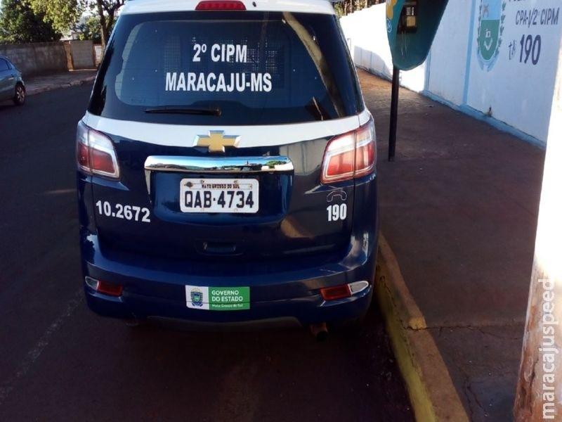 Homem é preso após tentar trocar cheque de 59 mil reais em agência bancária em Maracaju