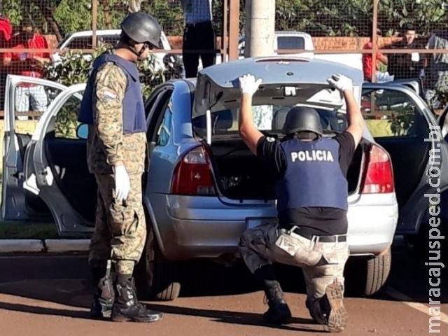 Polícia paraguaia investiga sequestro de garoto na fronteira com MS