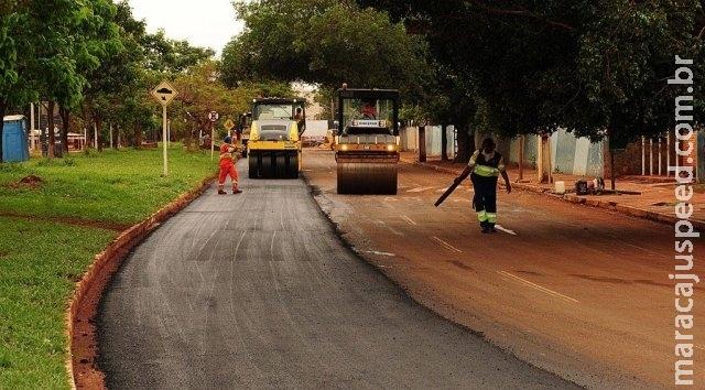 Revitalização segue no Indubrasil e melhorias animam moradores