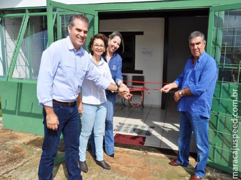 Sindicato Rural inaugura Centro de Equoterapia em Maracaju