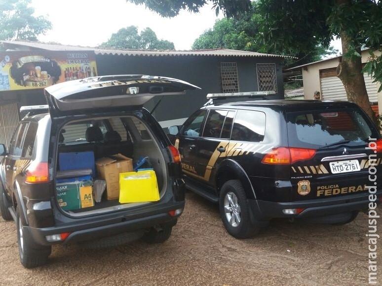 Após denúncias, Polícia Federal encontra material relacionado a Puccinelli em kitnet