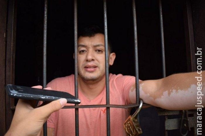 Após foto, jornalista é preso suspeito de ligação com PCC