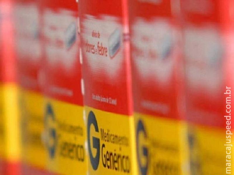 Genérico é medicamento mais comercializado