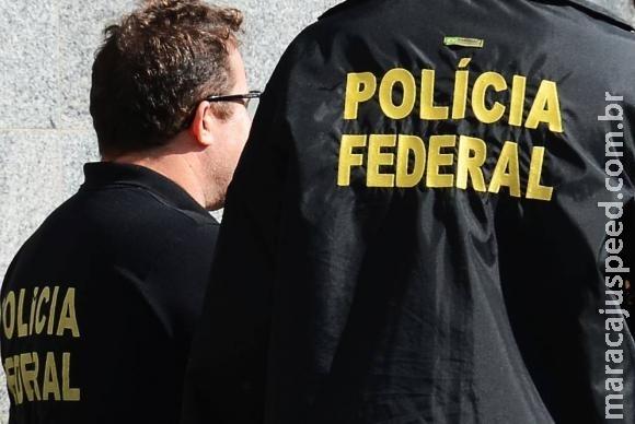 Polícia Federal realiza buscas em gabinetes de dois deputados na Câmara