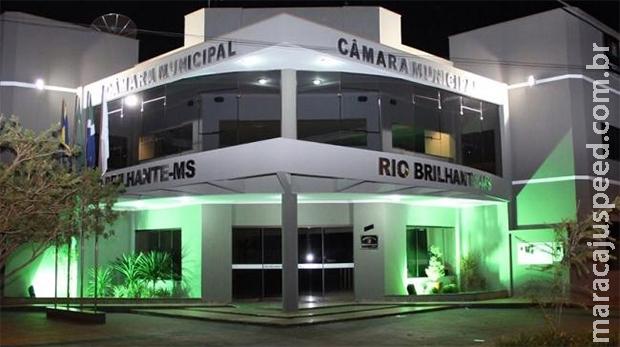 Vereadores de Rio Brilhante aprovam 13º e férias remuneradas para eles mesmos
