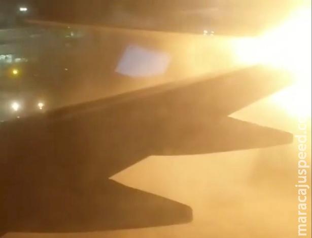 VÍDEO:Dois aviões se chocam em pista do aeroporto de Toronto