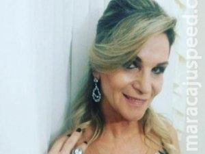 Esposa de ex-vice-prefeito de Amambai morre após camionete capotar em rodovia