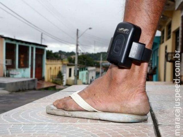 """Maracaju: PM prende homem """"CHIPADO"""" por evasão de local de custodia legal"""