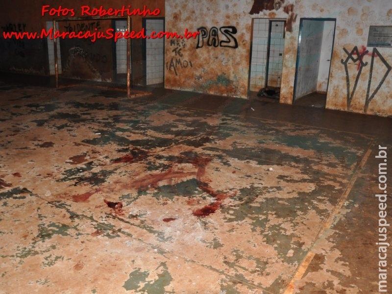 Maracaju: Polícia Civil apreende adolescentes que praticaram homicídio brutal na quadra do Bairro Giazone