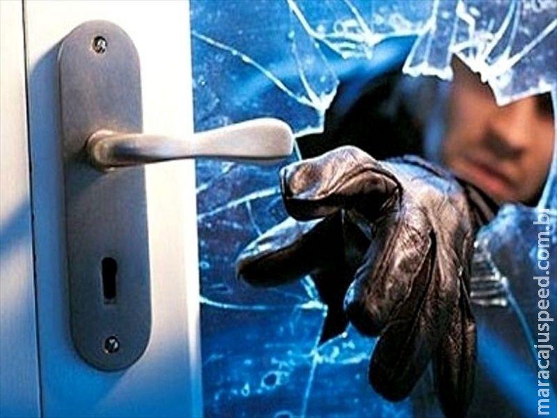 Polícia Civil de Maracaju prende autor de vários furtos