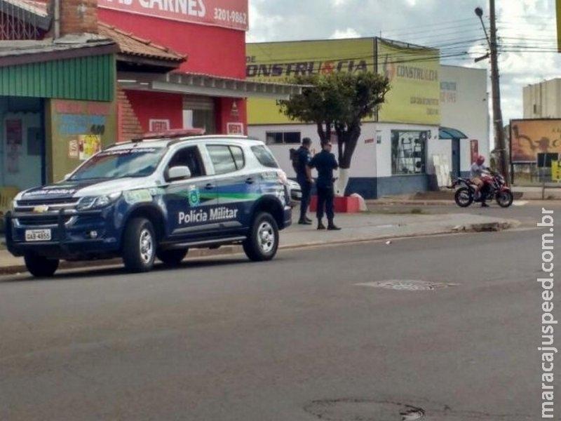 Dupla em moto tenta matar dono de borracharia na Capital
