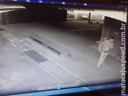 Ladrão leva vasilhames de gás de escola e governo investiga furto