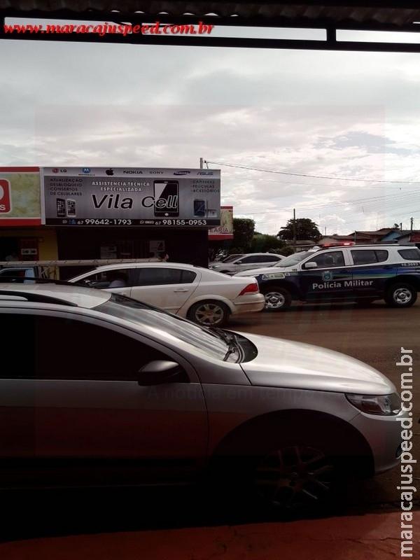 Urgente: Jovem é baleado em tentativa de assalto à comércio na Vila Juquita