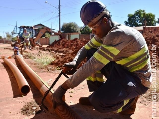 Águas recorre de decisão do TCE, mas atende a prefeitura e retoma obras