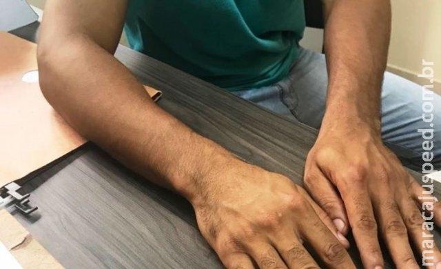 Após 37 dias, motorista que esmagou perna de menina de 3 anos se entrega